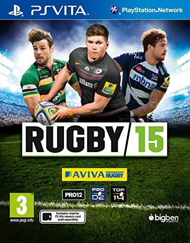 Rugby 15 (PS Vita) (UK IMPORT)