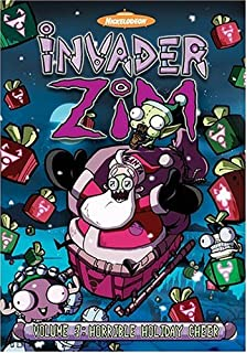 Invader ZIM: Horrible Holiday Cheer - Volume 3