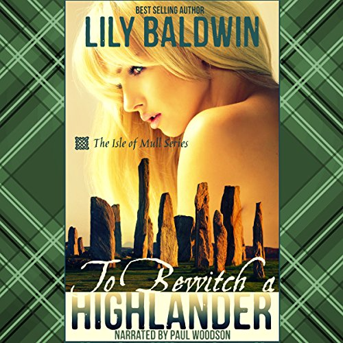 To Bewitch a Highlander  audiobook cover art