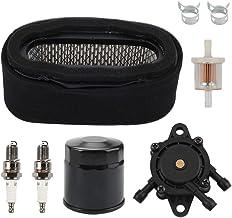 HONEYRAIN 11013-7024 11013-7027 Air Filter Filter Kit for Kawasaki FH721V FH601V FH641V FH680V FH661V 4 Stroke Engine Lawn Mower Replace 11013-7005 11013-7010 11013-7009 11029-7012