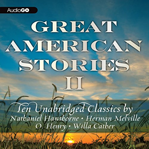 Great American Stories II copertina