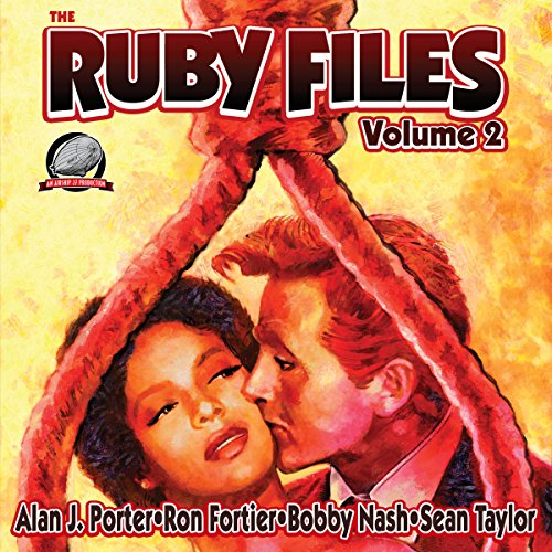 The Ruby Files: Volume 2 audiobook cover art