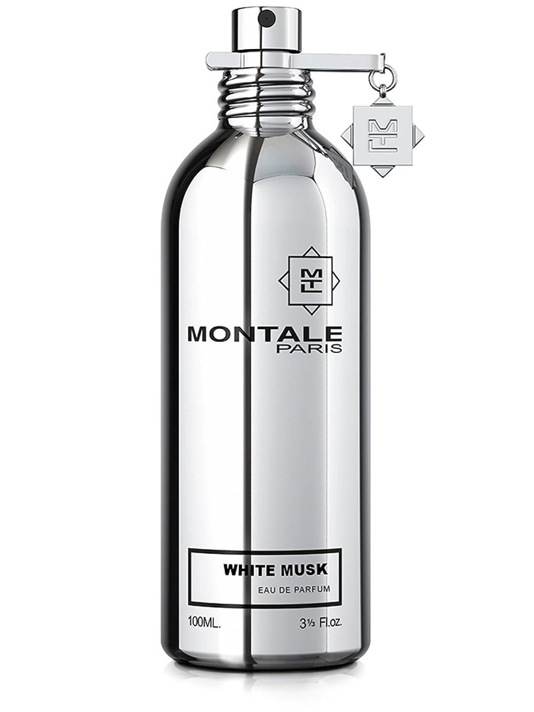 記憶教義夜明けにモンタル ホワイト ムスク オードパルファン 100ml(Montale White Musk EDP 100ml)[海外直送品] [並行輸入品]