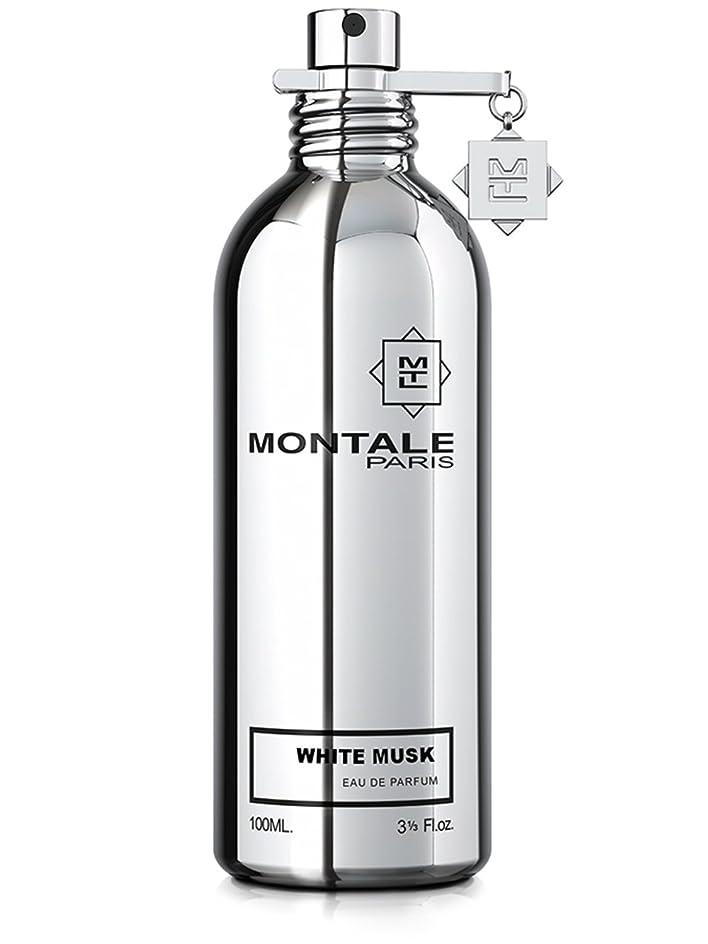 入手します困惑する破壊的なモンタル ホワイト ムスク オードパルファン 100ml(Montale White Musk EDP 100ml)[海外直送品] [並行輸入品]