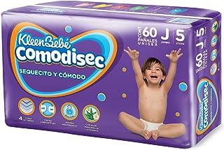KleenBebé Pañales Comodisec, Jumbo, 60 Piezas