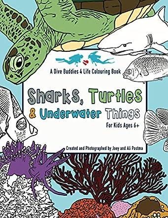 Sharks, Turtles & Underwater Things