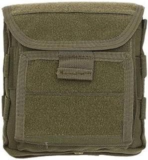 1000D Tactical Molle Admin Ammo Pouch Bolsa EDC compacta Licencia de Organizador al Aire Libre para Mochila Chaleco de Caza mag Bag Bag Cintura Paquete