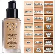Avon True Color Flawless Liquid Foundation - Light Beige