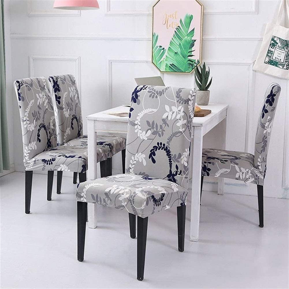 Toylord Surprise price Philadelphia Mall Chair Covers Dining Spandex Cover Elastic Pastoral