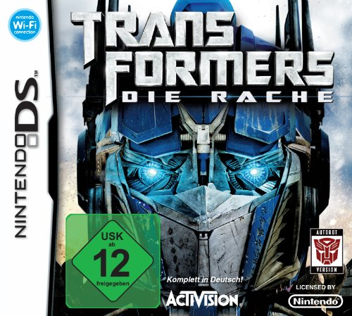 Transformers - Die Rache: Autobots - [Nintendo DS]