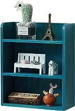 Houten Cosmetische wandplank, 3 lagen, displayplank, decoratieve opbergdoos, 25x11x30cm, opbergplanken voor kantoorbureau,...
