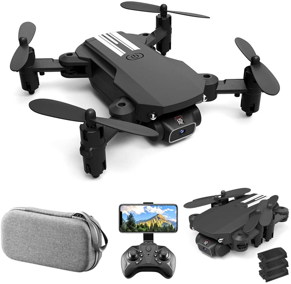 GoolRC Mini 2021 autumn and winter new Drone for Kids RC LS-MIN with Adults 2021 model Quadcopter