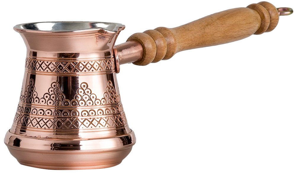 CopperBull Copper Cezve