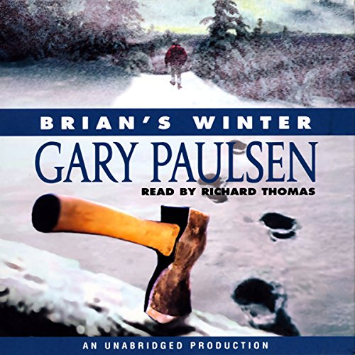 Brian's Winter audiobook cover art