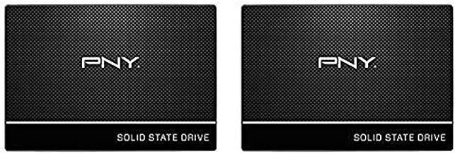 """PNY CS900 240GB 2.5"""" Sata III Internal Solid State Drive (SSD) - (SSD7CS900-240-RB) and PNY CS900 480GB 2.5"""" Sata III Inte..."""