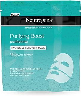 Neutrogena Hydroboost masker, reinigend, 12 stuks