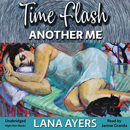 Time Flash audiobook cover art
