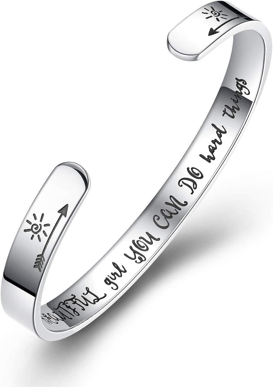 Max 42% OFF 000X 2020 Bracelet for Graduation Grad Fixed price sale Cuff Bangle Inspirational