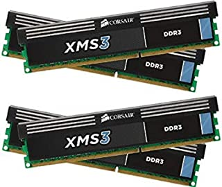 CORSAIR メモリ XMS3 4GBx4枚 16GB CMX16GX3M4A1600C9 [並行輸入品]