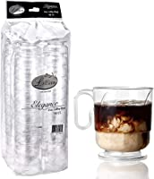 Lillian Tablesettings Plastic 8 oz.   Pearl Elegance   Pack of 40 Drinkware, 40 Count