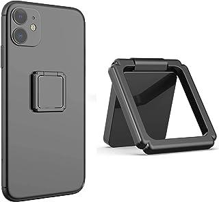 ICHECKEY 2 Packs Agarre del Anillo del Teléfono Celular, 360 ° Titular Ajustable del Anillo de Dedo, Compatible con iPhone...