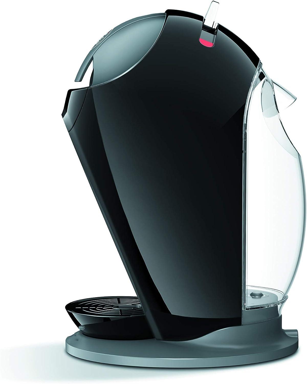 SDFG Machine à Café à Capsules Entièrement Automatique Ménagère Petite Mousse De Lait Intégrée Machine à Café à Capsules Expresso, Cappuccino, Latte Et Plus (Noir) Black