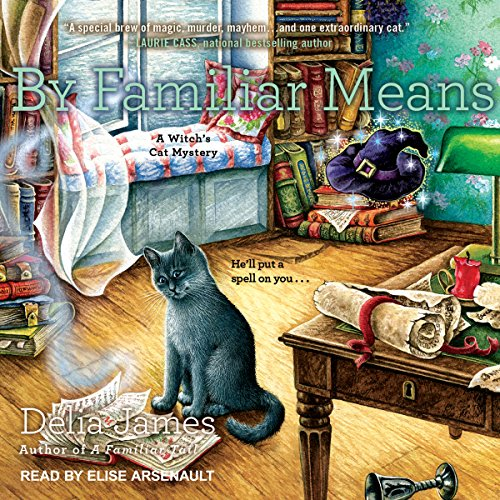 By Familiar Means audiobook cover art
