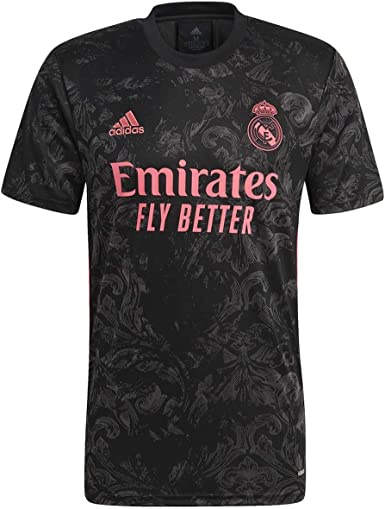 adidas Real Madrid 3rd Youth Jersey 20-21