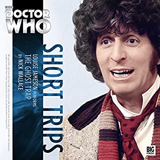 Doctor Who - Short Trips - The Ghost Trap cover art