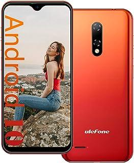 Ulefone Note 8P, Android 10 4G mobiele telefoon, 14,9 cm (5,5 inch) waterdrop display smartphone, ontgrendeld, 2 GB + 16 G...