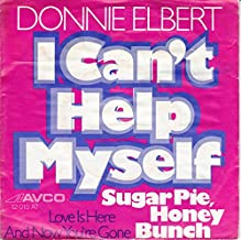Donnie Elbert: I Can't Help Myself (Sugar Pie, Honey Bunch) [Vinyl]