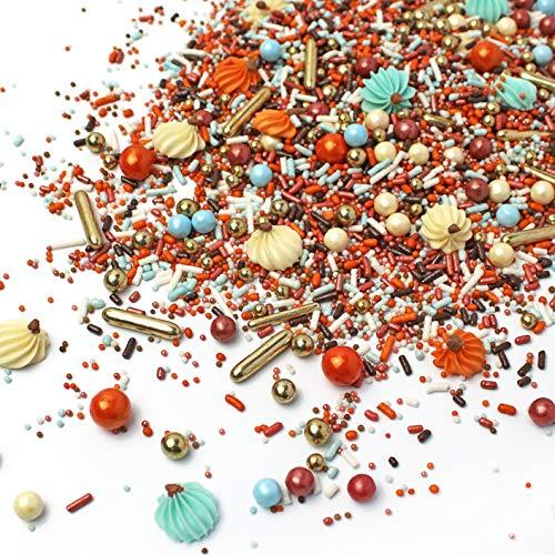Pumpkin Carriage Sprinkles