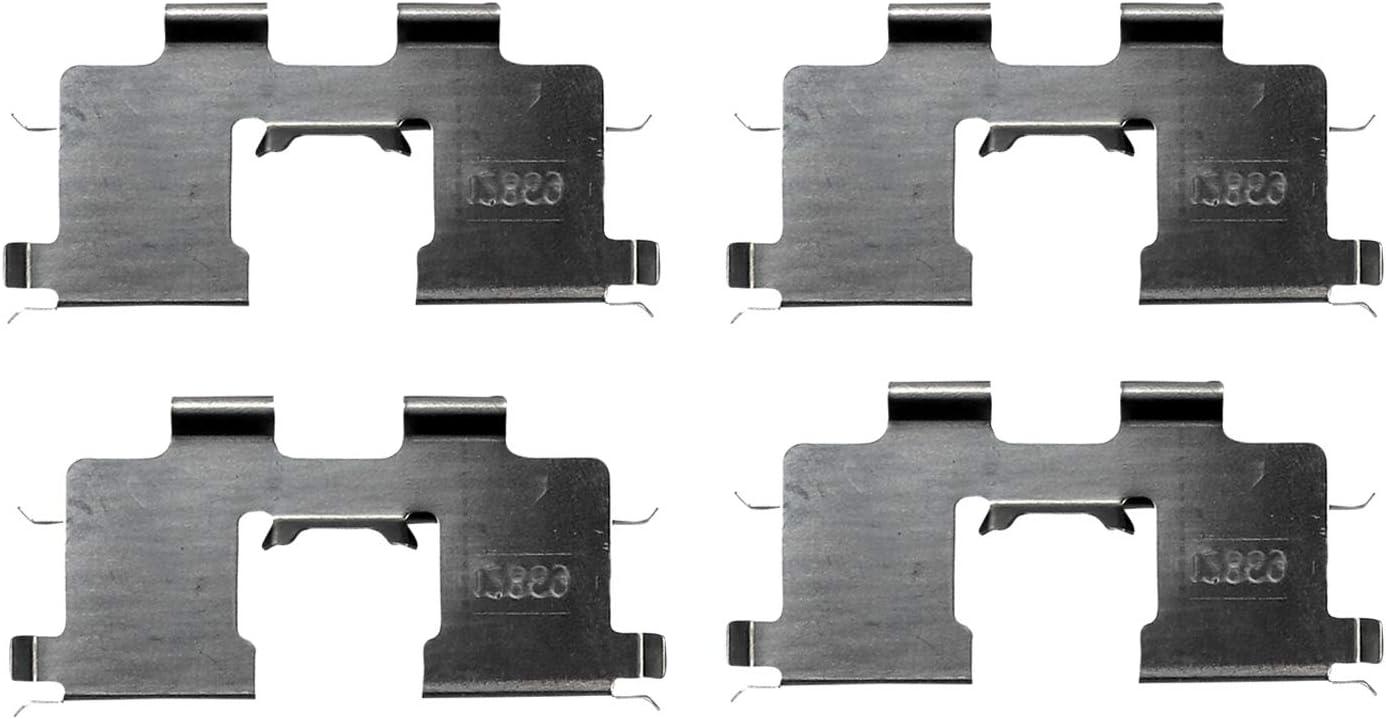 Beck Arnley Max 71% OFF 084-1585 Disc Kit Brand new Brake Hardware