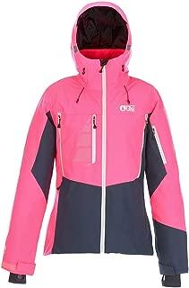"Women'S Picture Organic ""SEEN Jacket"" Pink/Dark Blue (Small)"