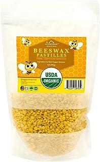 Pastillas de cera de abeja orgánica de Estados Unidos,