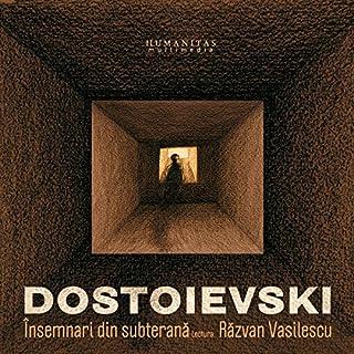 Însemnari din subterana audiobook cover art