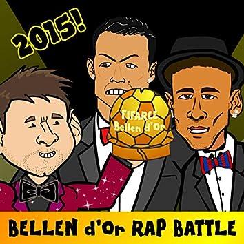 FIFARCE Bellen d'Or Rap Battle 2015