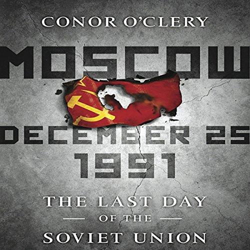 Moscow, December 25,1991 cover art