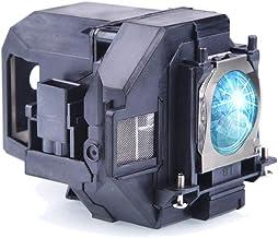 Lanwande V13H010L96 / ELPLP96 reemplazo lámpara de proyector para Epson Home Cinema 1060 2100 2150 660 760, PowerLite 1266 1286 X39, VS250 VS355 EX5260 EH-TW5600 EB-W42 EB-2042 Proyectores