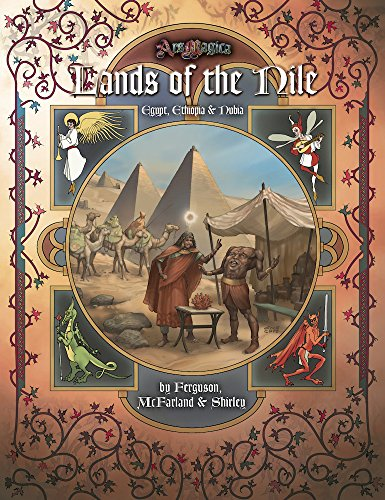Ars Magica 5th: Lands of the Nile