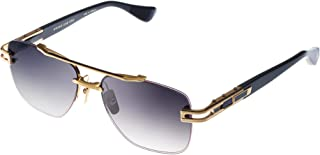 DITA - Gafas de Sol GRAND-EVO ONE Yellow Gold Black/Dark Grey To Clear 57/16/145 hombre