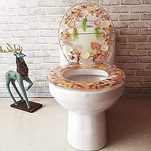 large aperture toilet seat