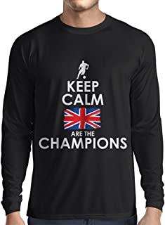 lepni.me Long Sleeve t Shirt Men North Irish are The Champions !