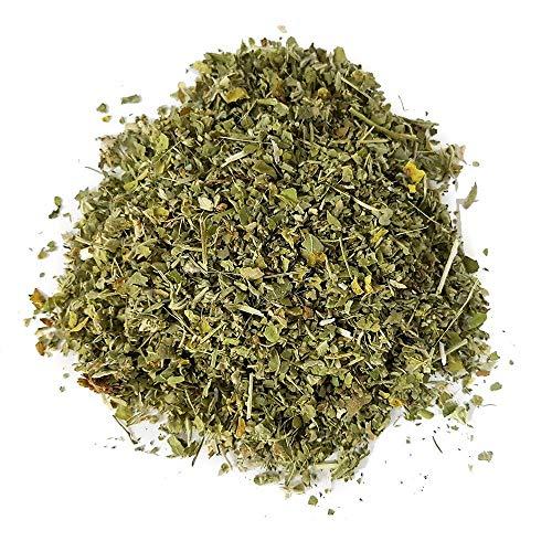 Eibischblätter Tee Eibisch Getrocknet Blätter Kraut - Althaea Officinalis (200g)