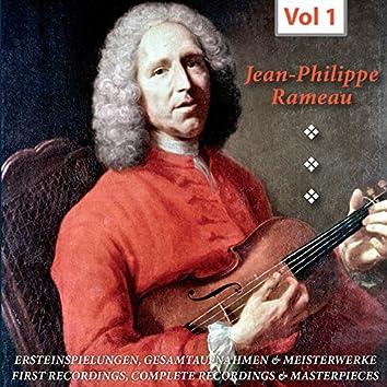 Jean-Philippe Rameau, Vol. 1