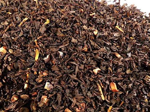 Cream Dream Schwarzer Tee Naturideen® 100g (Schwarztee mit leckerem Whisky-Sahne-Schoko-Aroma, abgerundet mit echten Kakaostücken)