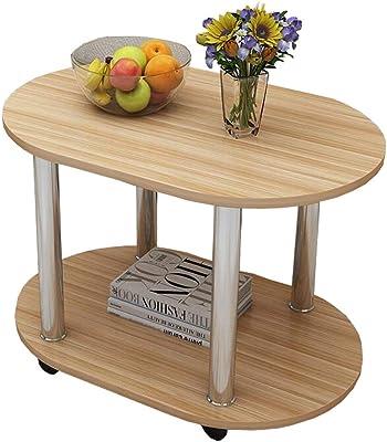 Amazon.com: YANYAN Coffee Table Simple Rectangular Bamboo