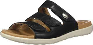 Clarks Comfort Sandals For Women - Black & Brown Size - 8 US