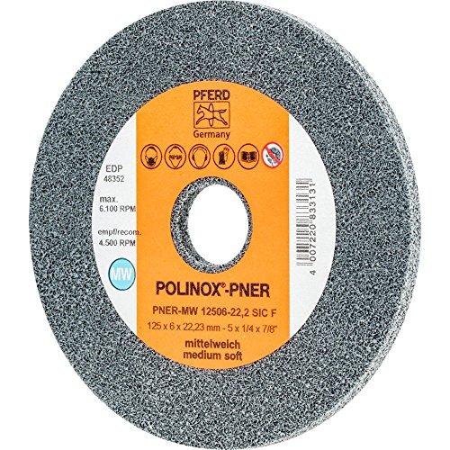 Paard 44691452 Polinox-compactschuurframe PNER - voor haakse slijpers en ketelnaadslijpers - Ø 125 mm, RPM: 6.100