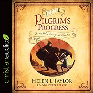 Little Pilgrim's Progress audiobook cover art